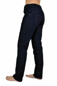 Ženske duge jeans hlače Hybrant Cowgirl Slim