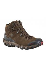 Moški srednje visoki pohodniški čevlji Oboz Bridger Mid B-Dry