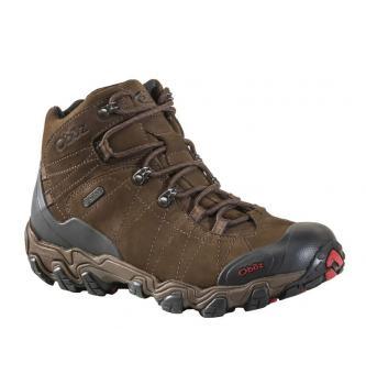 Muške srednje visoke planinarske cipele Oboz Bridger Mid B-Dry