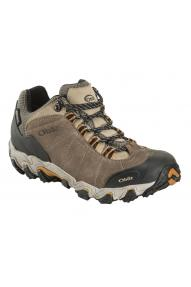 Men hiking shoes Oboz Bridger Low B-Dry