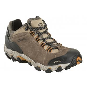 Men hiking shoes Oboz Bridger Low B-Dry