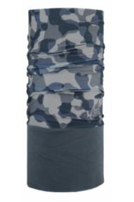 Multifunktions-Kopfbedeckung 4Fun Polartec Camu Grey