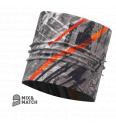 Traka za glavu Buff UV Multifunktional City Jungle Grey