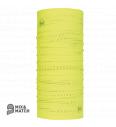 Multifunktions-Kopfbedeckung Buff Reflective R-Solid Yellow Flour