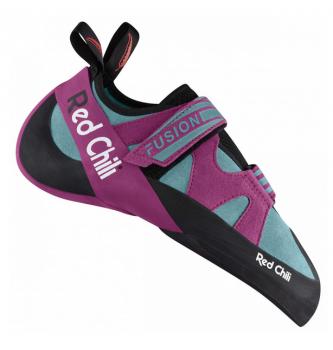 Scarpette arrampicata donna Red Chili Fusion VCR