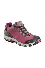 Women hiking shoes Oboz Bridger Low B-Dry