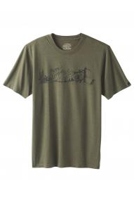 Moška majica s kratkimi rokavi Prana Trail