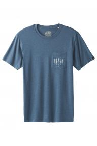 Men T-shirt Prana Hollis Pocket