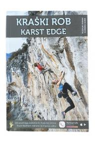 Climbing guide Kraški rob 2019