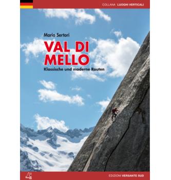 Plezalni vodnik Val di Mello