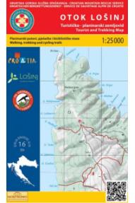 Zemljovid HGSS Otok Lošinj 16
