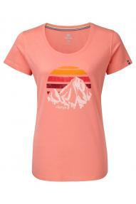 Damen T-Shirt Sherpa Suraj
