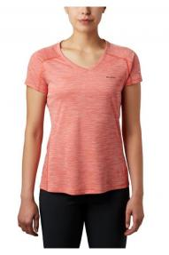 Damen Sport-Shirt Columbia Zero Rules