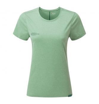 Ženska majica s kratkimi rokavi Montane Neon Featherlite