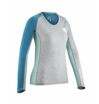 Ženska aktivna majica z dolgimi rokavi Edelrid Ascender LS II