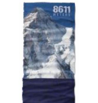 Večnamensko pokrivalo 4fun Polartec K2