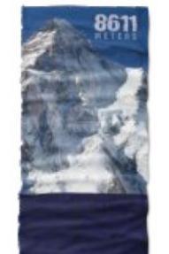 Višenjamjensko pokrivalo 4fun Polartec K2