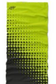 Višenamjenska marama 4fun Romb Green