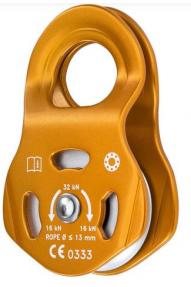 Pulley Climbing Technology Orange Orbiter S