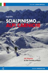 Tourenskilauf-Führer Scialpinismo Nelle Alpi Carniche  (ITA)