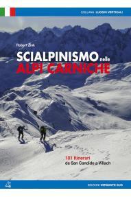 Turnosmučarski vodnik Scialpinismo Nelle Alpi Carniche  (ITA)