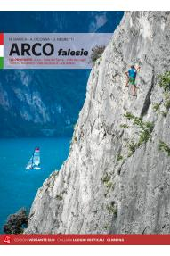 Plezalni vodnik Arco Falesie 2018 (ITA)