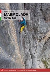 Plezalni vodnik Marmolada Parente Sud (ITA)