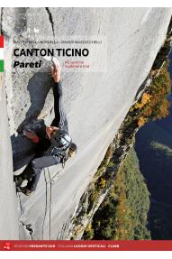 Climbing guide in italian for area Canton Ticino