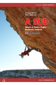 Climbing guide in italian for area Falesie in Molise, Puglia,Basilicata, Calabria .