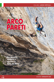 Climbing guide in italian for area Arco Pareti