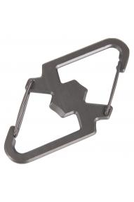 Mini-Karabiner Munkees Stainless Steel