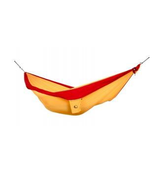 Ticket To The Moon parachute hammock Dark Yellow/Burgundy