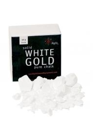 Magnesium Solid white gold - block 56g