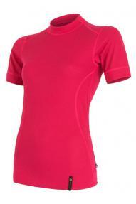 T-Shirt Double Face- maglia con maniche corte da donna