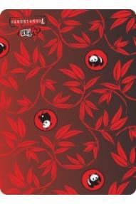 Panda Red Scarf