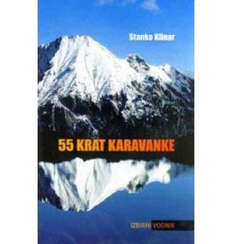 Stanko Klinar: 55 krat Karavanke