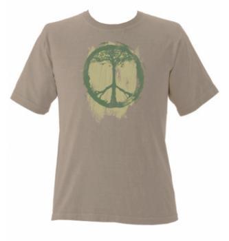 Majica s kratkimi rokavi Peace
