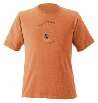 Majica s kratkimi rokavi Touch the Earth