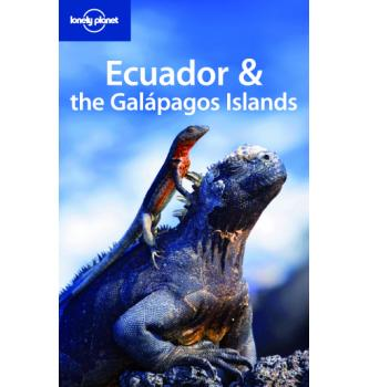 Lonely planet, Ecuador & the Galapagos Islands
