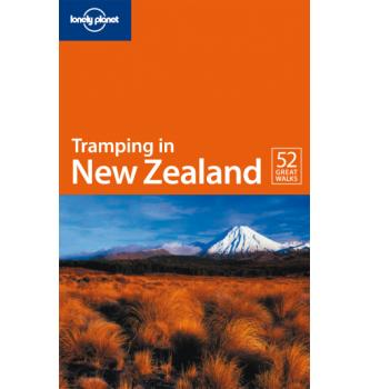 Lonely planet, Tramping in New Zealand