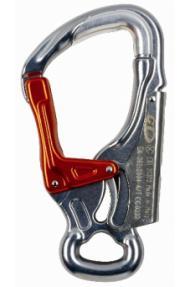 Karabiner für Klettersteige Climbing Technology K-Advance CF