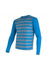 Sensor Mens' Merino Active long sleeve shirt