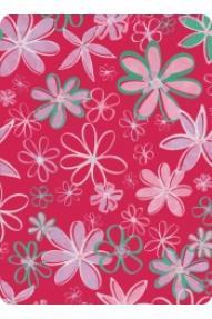 Copricapo multifunzione Fiori Rosa