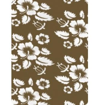 Večnamensko pokrivalo Flower Olive