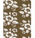 Višenamjenska marama Flower Olive