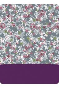 Polartec Small Flowers Scarf