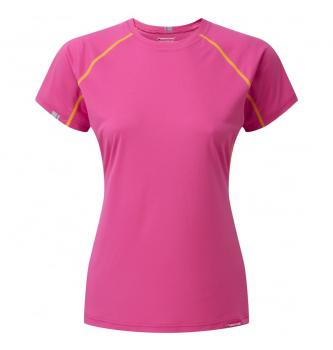 Damen kurzärmliges T-Shirt Montane Sonic