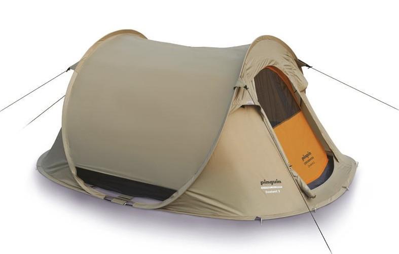 2 seconds tent Instent 3 Pinguin  sc 1 st  kibuba.eu & 2 seconds tent Instent 3 Pinguin - Kibuba Adventure on the Horizon ...