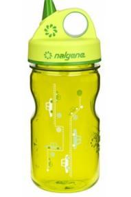 Otroška steklenička Nalgene Grip'n'Gulp Cars