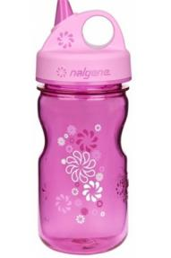 Kinder Flasche Nalgene Grip'n'Gulp Wheels